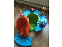 Baby/Infant Two Stage Feeding Activity Seat