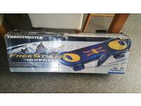 Thrustmaster freestyler board for PlayStation and PlayStation 2 like new