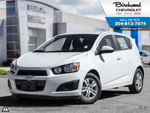 2016 Chevrolet Sonic LT   Cruise Control/Htd Seats