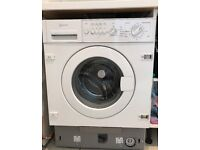 NEFF Intergrated Washing Machines