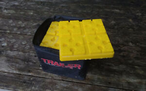Plastic levelling pads for camper 10pk