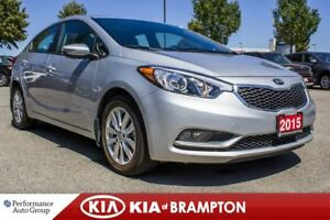 2015 Kia Forte 1.8L LX+|ROOF|BLUETOOTH|HTD SEATS|ALLOYS|KEYLESS