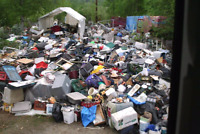COBOURG/PORT HOPE FREE SCRAP METAL PICKUP AND CHEAP JUNK REMOVAL