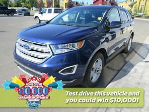 2016 Ford Edge SEL 3.5l TIVCT with AWD, navigation