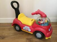 Fisher Price ride on fire truck