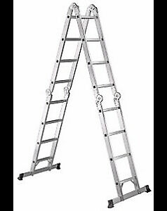 17 foot Articulated Ladder - New