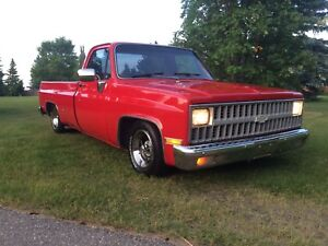 Reduced! 1977 Chevy Pickup