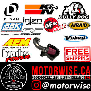 Cold Air Intake | All Makes & Models | Best Prices In Canada