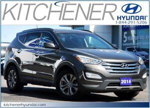 2014 Hyundai Santa Fe Sport 2.4L PREM // AWD // BLUETOOTH //...
