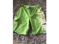 Boys animal swim shorts