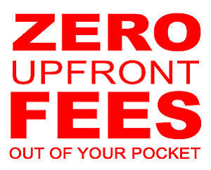 ► NO MONTHLY PAYMENTS . . . FOR A YEAR ► AND NO CLOSING FEES !