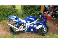 Yamaha R6 5EB for sale.