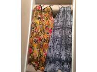 2 Primark maxi dresses