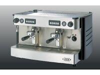 Iberital Lanna 2 group coffee machine