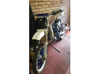 YAMAHA YZ 250 1994 BREAKING FOR PARTS ONLY