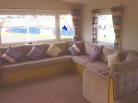 ⚠️CHEAP STATIC CRAVAN FOR SALE⚠️Sea view pitches🌊12 Month season⭐️Payment opts available💥