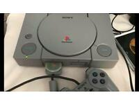 Ps1 and 5 games