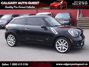 2013 MINI Cooper Paceman Cooper S AWD/LEATHER/DUAL-ROOF