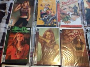 Buffy the Vampire Slayer Season 8 - Huge Lot of Comic Books