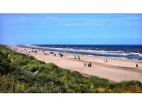 Mablethorpe beach side holiday only £65 per night