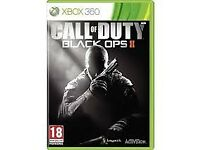 black ops 2 for the xbox 360
