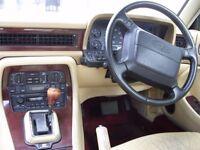 Jaguar XJ40 (XJ6) 3.2 Sport Auto - Petrol/LPG - British Racing Green