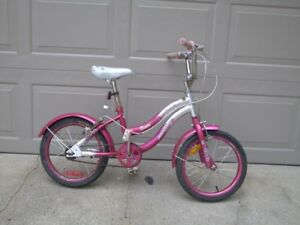 CHILD & YOUTH BIKES for VACATION or BACK TO SCHOOL