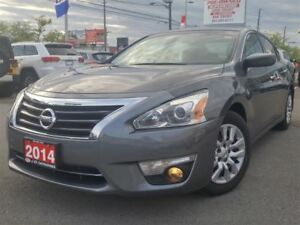 2014 Nissan Altima 2.5 S|BACKUP CAMERA|POWER SEAT|BLUETOOTH STRE