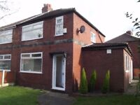 👪 Maddison road, Droylsden, Manchester, 3 Bed House to let