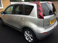 Nissan Note 1.5 dci puredrive