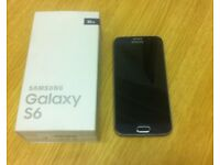 Samsung Galaxy S6 Phone, O2 , 32GB , comes With Samsung Gear VR Unused Headset