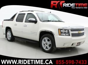 2010 Chevrolet Avalanche LTZ 4WD - Sunroof, Rear DVD, 5.3L V8