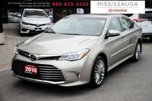 2016 Toyota Avalon 4dr Sdn Limited