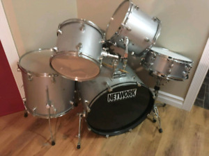 Drum kit  (Network Percussion)