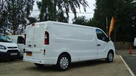 2015 VAUXHALL VIVARO 1.6CDTI 115PS 2900 H1 Panel Van
