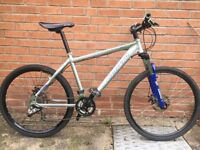 Carrera Vengeance MTB Upgraded
