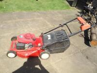 Lawn king lawnmower