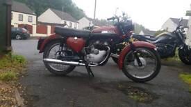 Norton Jubilee Twin 250