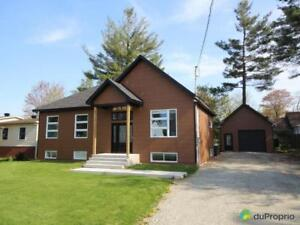320 000$ - Bungalow à vendre à Sherbrooke (Rock Forest)