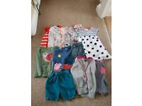 12 - 18 months girl clothes