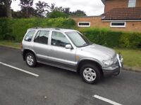 2003 03 kia sportage 1 owner only 84k miles full hisory stunning car hpi clear