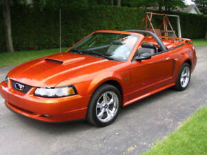 2003 Ford Mustang COVER Coupé (2 portes)
