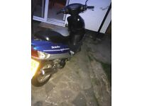 Lexmoto scout 50