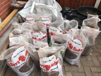 Garden soil bagged. Free for collection