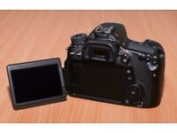 Canon 70d, Body only, Used, like new