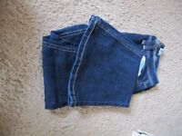 Boot Cut Jeans Size 10 only one pound fifty pence good condition