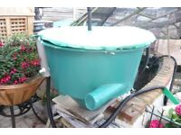 hand nexus type pond filter