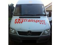 Man and van hire/storage available/7days/short notice/removals/collection/delivery/cheap.