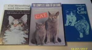 Cat Care Books - Breeding and Showing