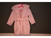 Dressing gown debenhams Jasper Conran 2-3years